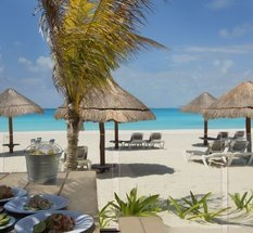 Bar & Grill Hotel Krystal Grand Punta Cancún Cancún