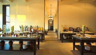 Restaurante Hotel Krystal Grand Punta Cancún Cancún