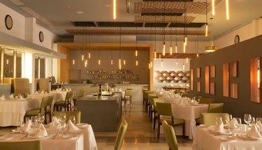 Restaurante Rissoto Hotel Krystal Grand Punta Cancún Cancún