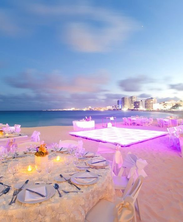 Los más exclusivos eventos Hotel Krystal Grand Punta Cancún Cancún
