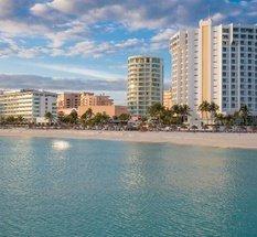 Fachada Hotel Krystal Grand Punta Cancún Cancún