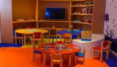Club de niños Hotel Krystal Grand Punta Cancún Cancún
