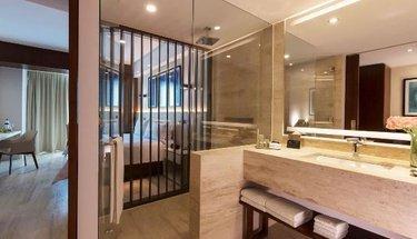 Baño Hotel Krystal Grand Punta Cancún Cancún