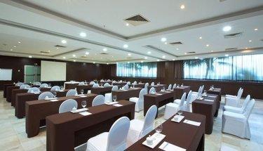 Sala de reuniones Arena & Brisa Hotel Krystal Grand Punta Cancún Cancún