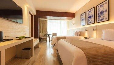 Habitación Hotel Krystal Grand Punta Cancún Cancún
